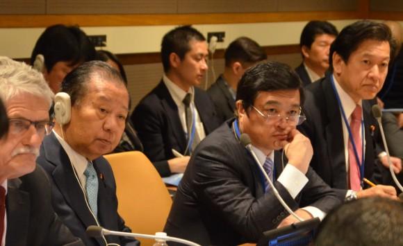 国連本部津波関心国会合3